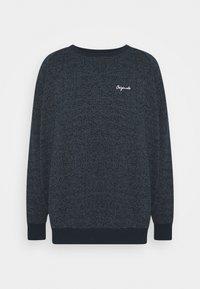 Jack & Jones - JORHIDE CREW NECK - Sweatshirt - navy blazer - 0
