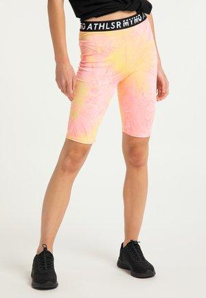 Kraťasy - orange pink