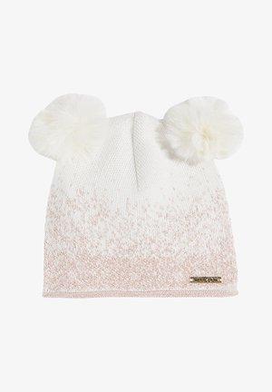 Muts - white/pink