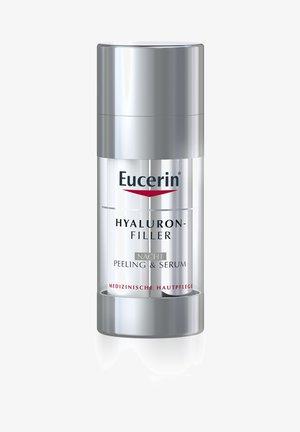 ANTI AGING NACHTPFLEGE HYALURON-FILLER NACHTPEELING & SERUM - Serum - -