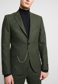 Shelby & Sons - GRANTHAM SUIT - Dress - khaki - 7