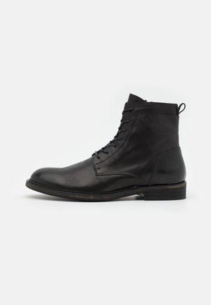 BIADAIMON  - Lace-up ankle boots - black