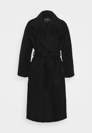 GERRY - Classic coat - noir