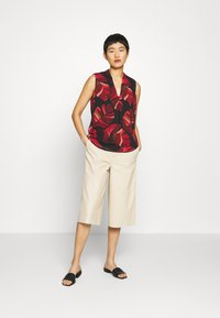 Betty & Co - Blouse - black/red - 1