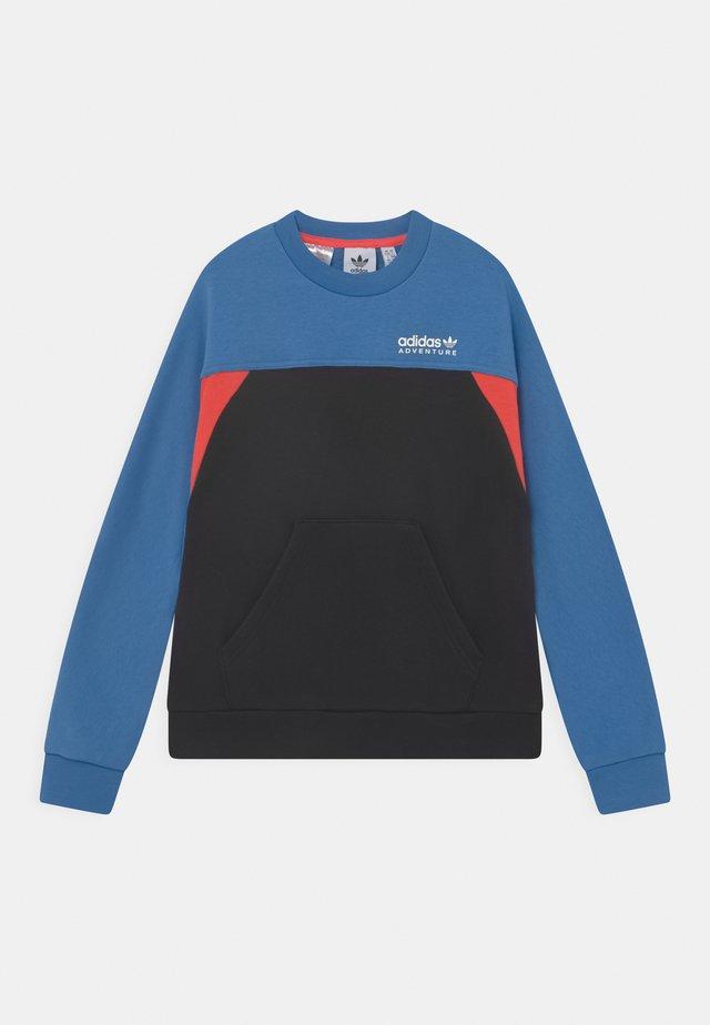 UNISEX - Sweatshirt - focus blue/black