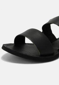 Timberland - CAROLISTA SLINGBACK - Sandals - black - 5