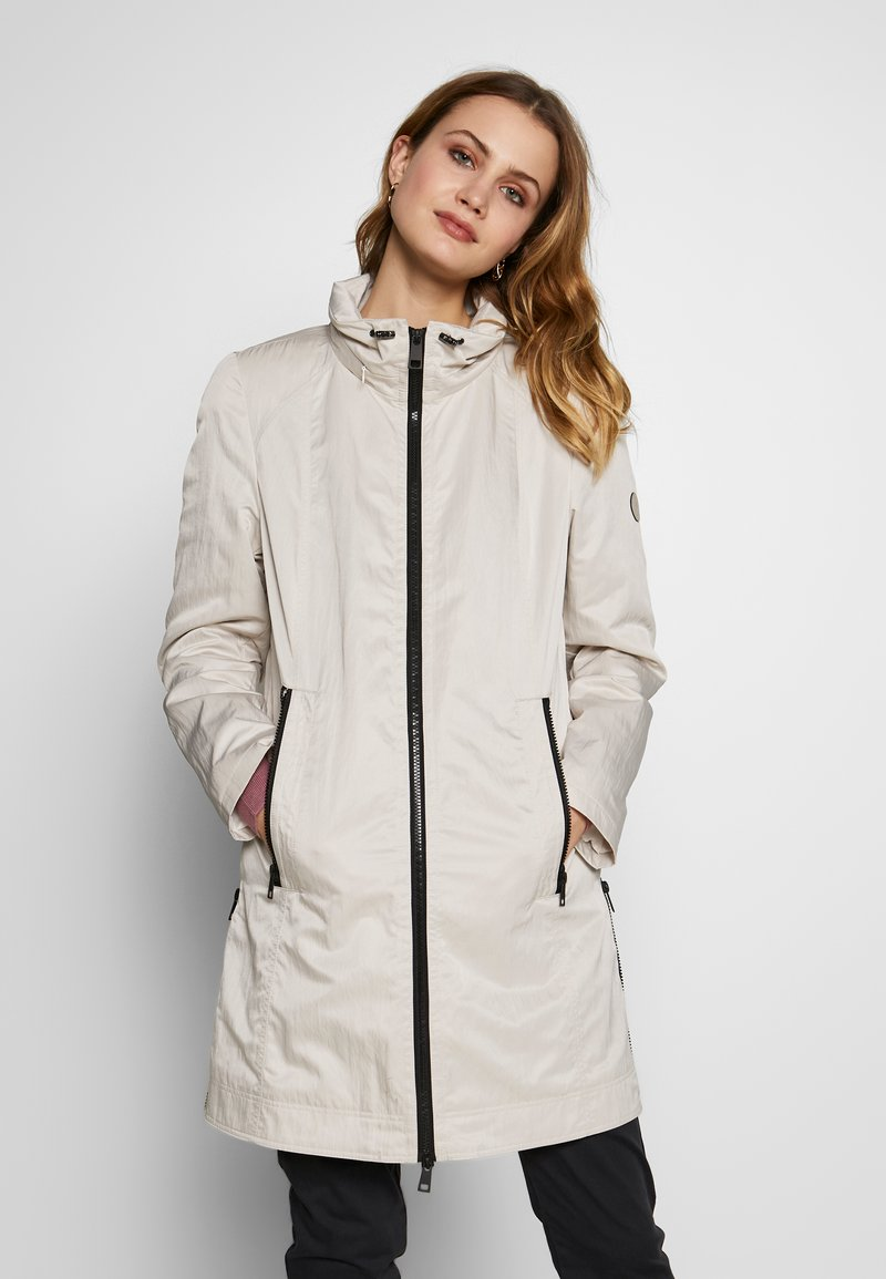 Barbara Lebek - Short coat - beige
