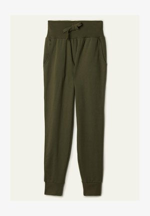 Tracksuit bottoms - eco green