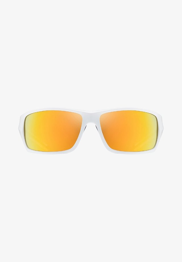pola - Sports glasses - white