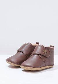 Bisgaard - BABY STAR UNISEX - First shoes - brown - 2