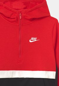 Nike Sportswear - CLUB - Hoodie - university red/black/white - 2