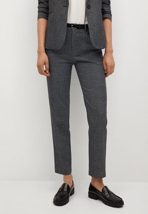 BORECUAD - Trousers - grey