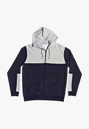 DOWNING - Zip-up hoodie - black iris