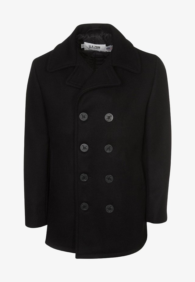 740 - Classic coat - navy