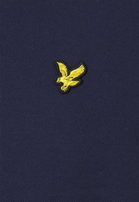 Lyle & Scott - DOUBLE TIPPED - Polo shirt - navy - 3