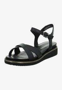 Tamaris - Wedge sandals - schwarz - 0