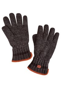 camel active - Gloves - anthracite - 1