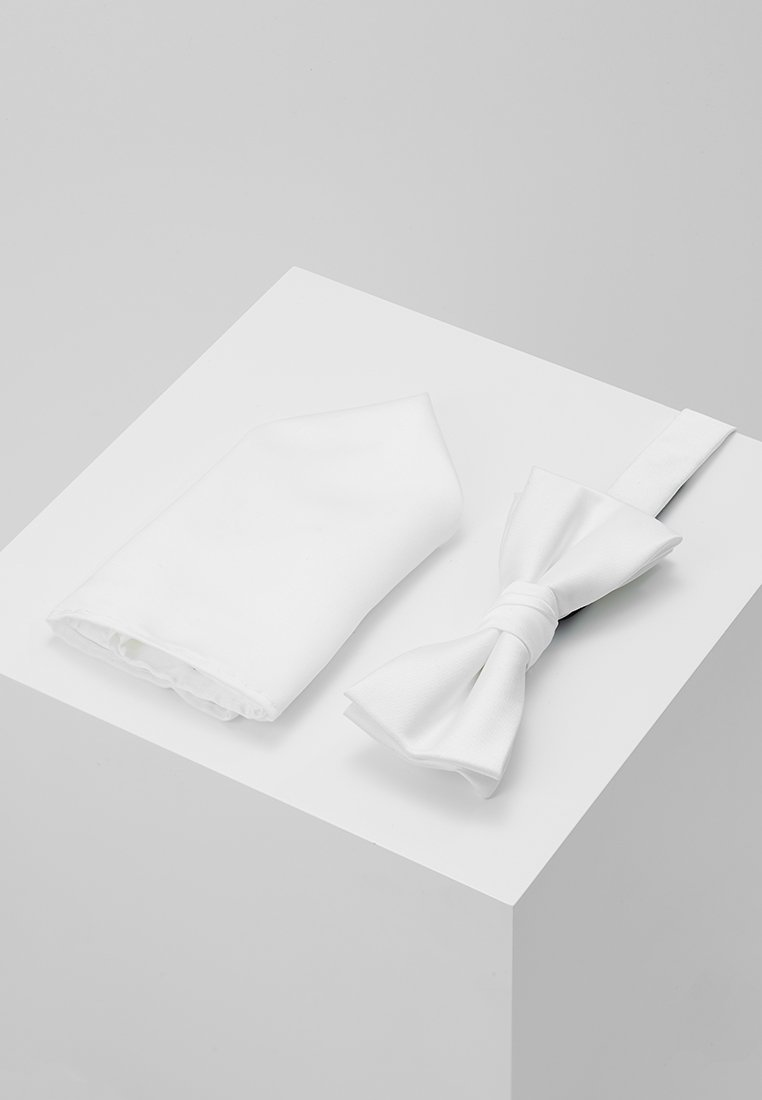 Selected Homme - Pocket square - white