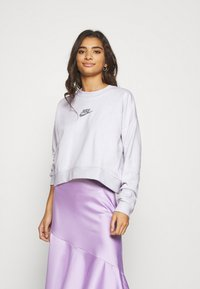 Nike Sportswear - CREW - Sweatshirt - platinum tint/multi color - 0