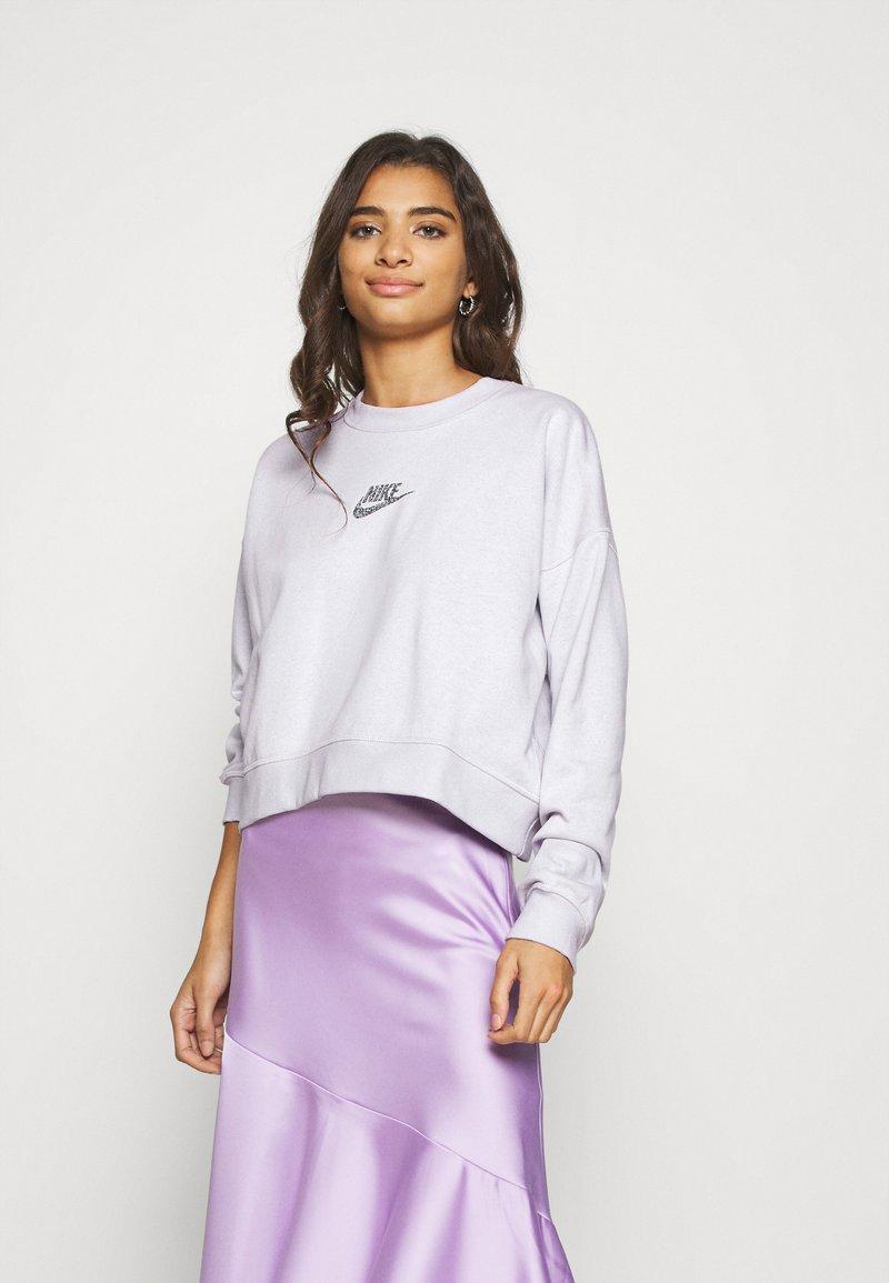 Nike Sportswear - CREW - Sweatshirt - platinum tint/multi color