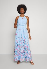 Esprit Collection - FLUENT GEORGE - Maxi šaty - pastel blue - 0