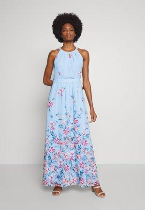 FLUENT GEORGE - Vestido largo - pastel blue