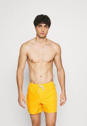 Shorts da mare - dark yellow
