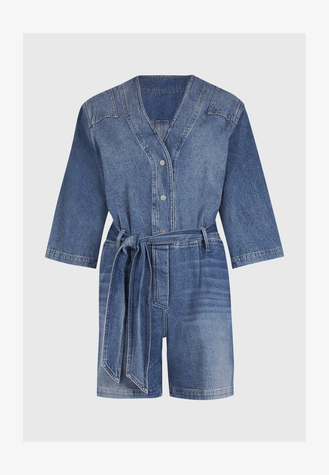 ABBEY  - Overall / Jumpsuit /Buksedragter - blue