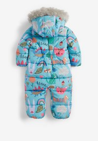 Next - CHARACTER  - Snowsuit - blue - 1