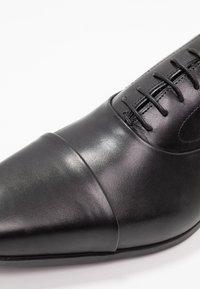 Giorgio 1958 - Smart lace-ups - brown - 5