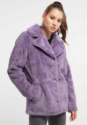 Winter coat - lila