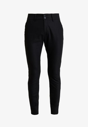 BLAKE NIGHT LONG PANT - Trousers - black