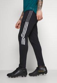adidas Performance - REAL MADRID - Club wear - black - 3