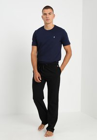 Polo Ralph Lauren - BOTTOM - Pyjama bottoms - polo black - 1