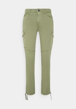 SAYLOR - Trousers - safari