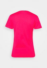 Tommy Hilfiger - NEW VNECK TEE - Basic T-shirt - bright jewel - 6