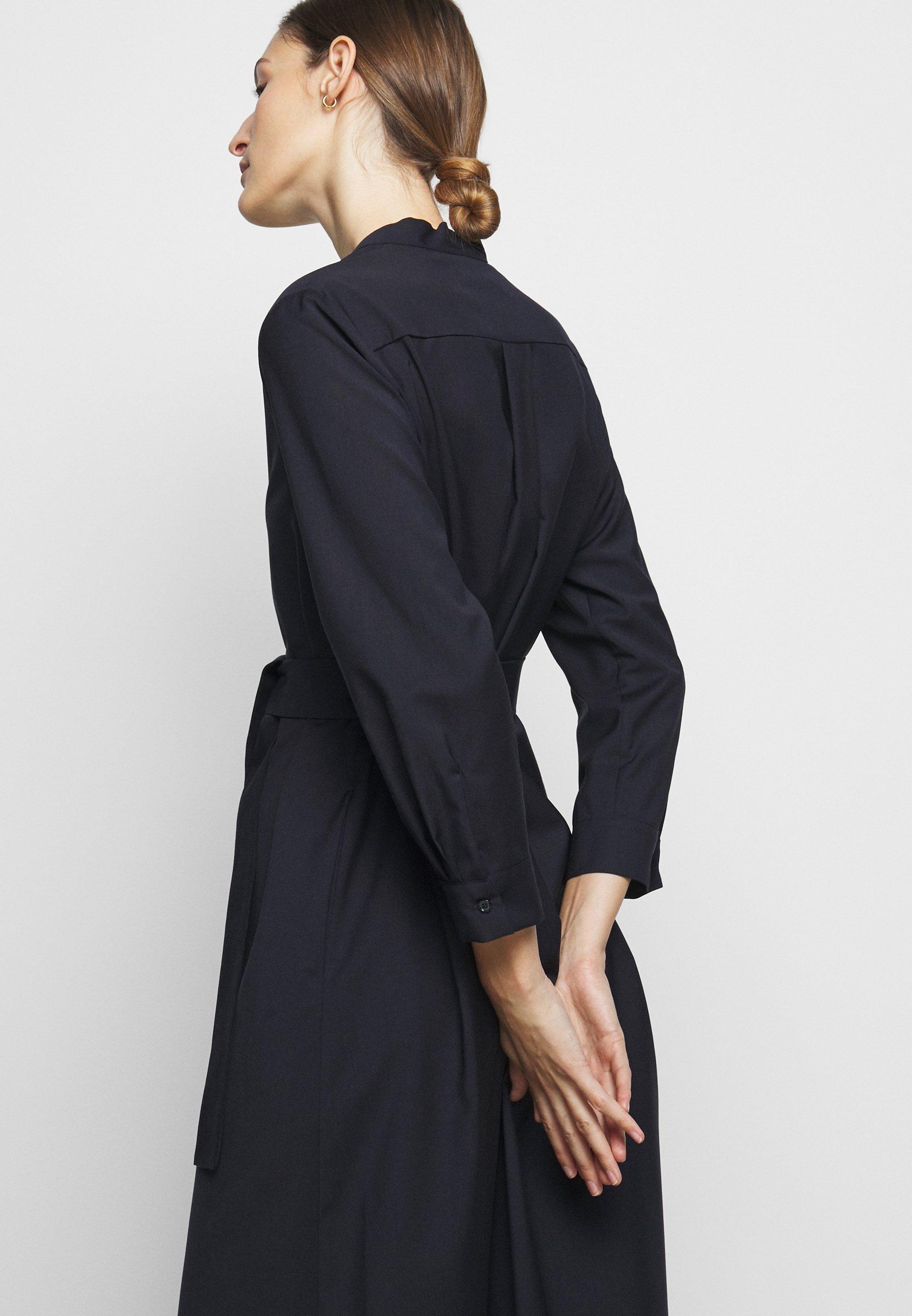 WEEKEND MaxMara FUMATO Freizeitkleid nachtblau/dunkelblau