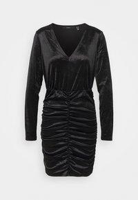 Vero Moda - VMKAITI DRESS - Sukienka koktajlowa - black - 0