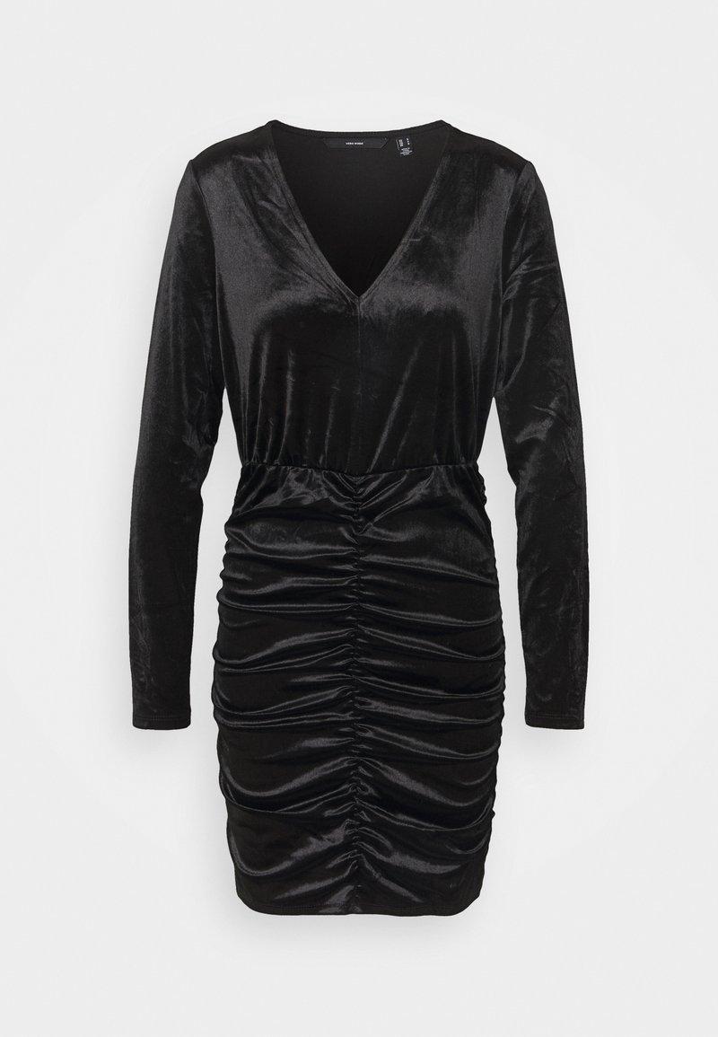 Vero Moda - VMKAITI DRESS - Sukienka koktajlowa - black