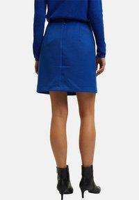 Esprit Collection - A-line skirt - bright blue - 5