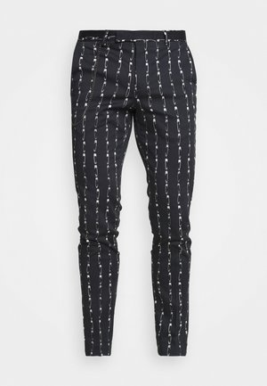 SHERRICK - Trousers - black