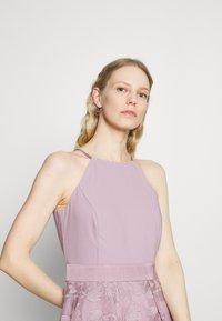 Esprit Collection - DRESS - Cocktail dress / Party dress - mauve - 3