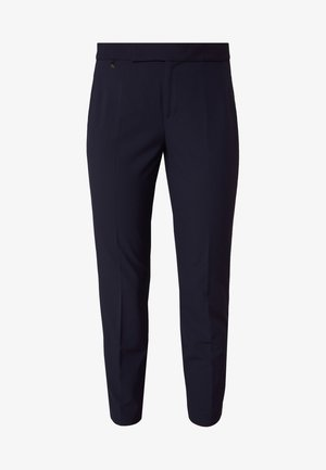 SUITING  PANT - Pantalones - navy