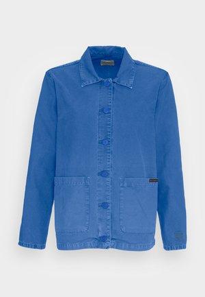 NINA WORKER JACKET - Farkkutakki - french blue