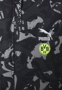 Puma - BVB BORUSSIA DORTMUND HALF ZIP - Training jacket - black/safety yellow - 2