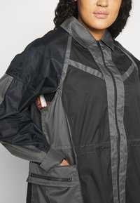 Jordan - NEXT UTILITY JACKET - Short coat - black/iron grey/black - 6