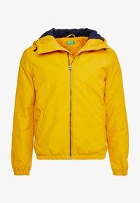 Benetton - Light jacket - golden yellow - 4