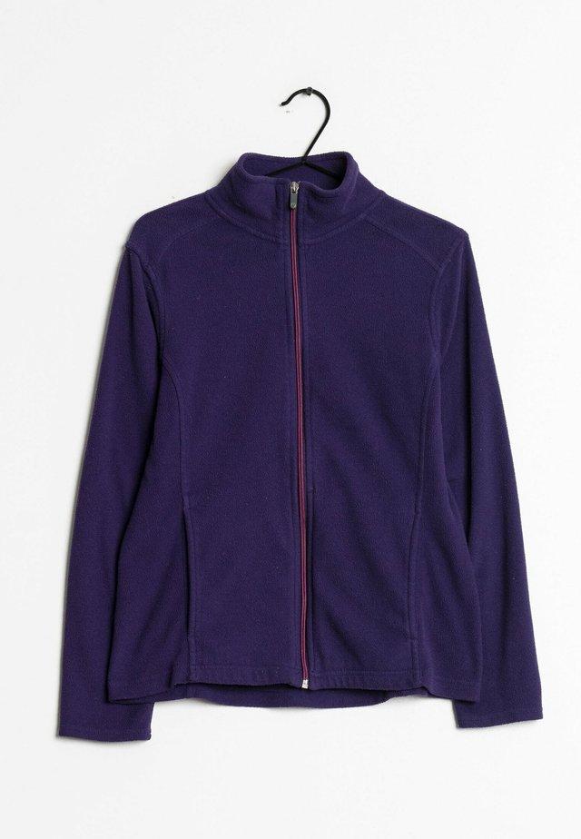 Fleece trui - purple