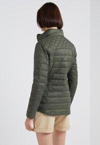 Barbour - BARBOUR COLEDALE QUILT - Down jacket - olive - 2