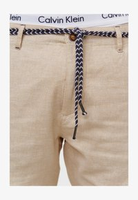 INDICODE JEANS - BOOTH - Cargo trousers - fog - 4